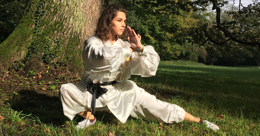 Giulia Pruschwitz's travel report
