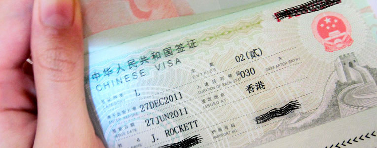 China Visa - The first step to an exiting time in China