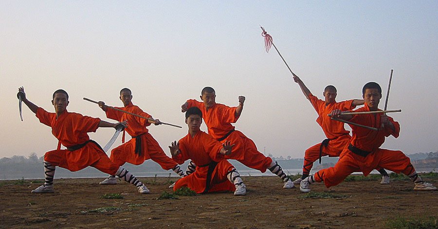 Shaolin Student Experience Report