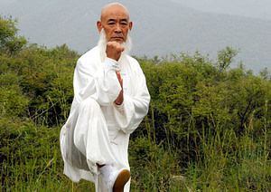 Learn Qi Gong in China