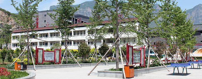 Unterkünfte und Einrichtung der Yuntai Kung Fu Schule