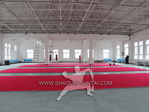 Our main training hall