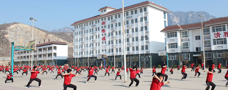 The YunTai Mountain International Culture And Martial Arts School