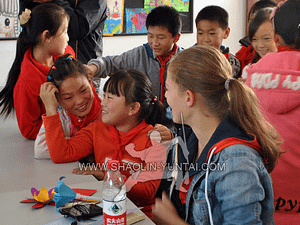 Cultural exchange in China